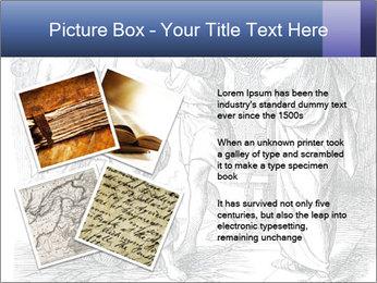 Christian Religion PowerPoint Template - Slide 23