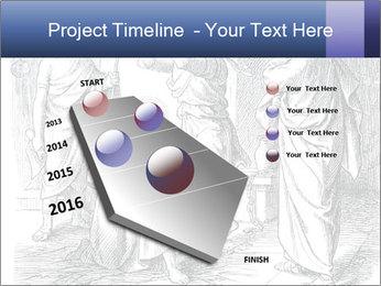 Christian Religion PowerPoint Template - Slide 26