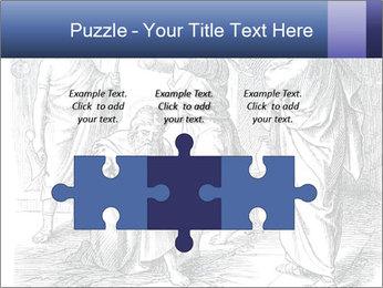 Christian Religion PowerPoint Template - Slide 42