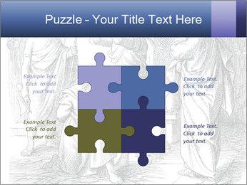 Christian Religion PowerPoint Template - Slide 43