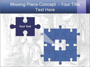 Christian Religion PowerPoint Template - Slide 45