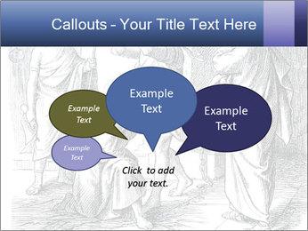 Christian Religion PowerPoint Template - Slide 73