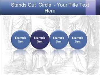 Christian Religion PowerPoint Template - Slide 76