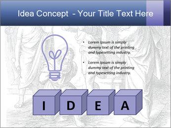 Christian Religion PowerPoint Template - Slide 80