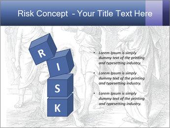 Christian Religion PowerPoint Template - Slide 81
