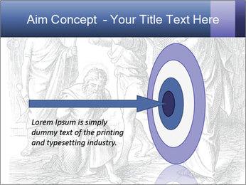 Christian Religion PowerPoint Template - Slide 83