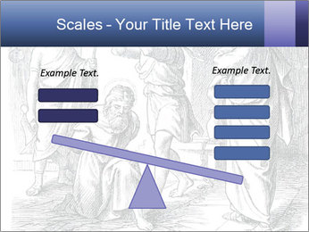 Christian Religion PowerPoint Template - Slide 89