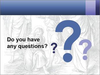Christian Religion PowerPoint Template - Slide 96