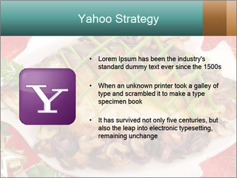 Whole carp baked PowerPoint Template - Slide 11