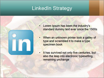 Whole carp baked PowerPoint Template - Slide 12