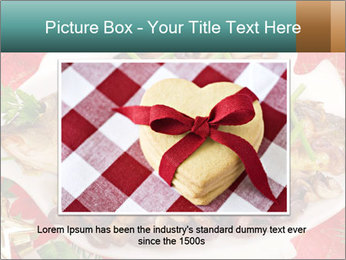 Whole carp baked PowerPoint Template - Slide 16