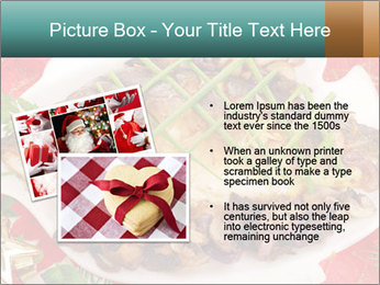 Whole carp baked PowerPoint Template - Slide 20