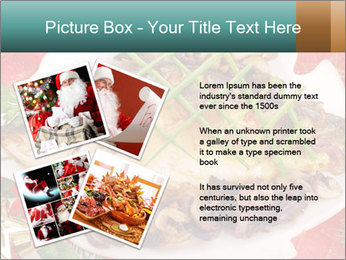 Whole carp baked PowerPoint Template - Slide 23