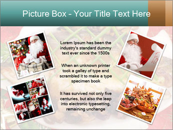 Whole carp baked PowerPoint Template - Slide 24