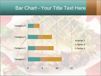 Whole carp baked PowerPoint Template - Slide 52