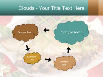 Whole carp baked PowerPoint Templates - Slide 72