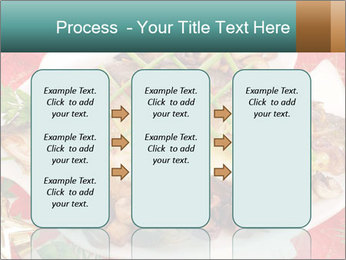 Whole carp baked PowerPoint Templates - Slide 86