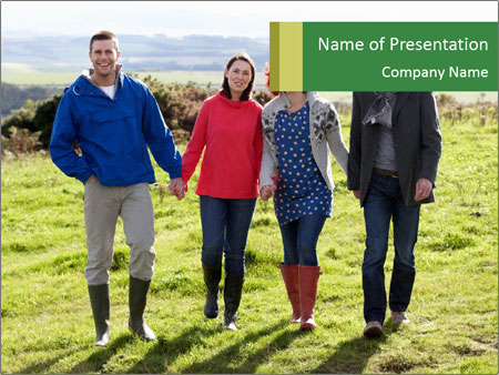 Couples PowerPoint Templates