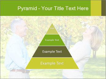 Happy senior couple PowerPoint Template - Slide 30