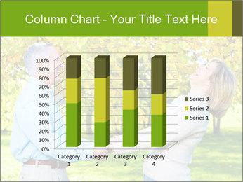 Happy senior couple PowerPoint Templates - Slide 50