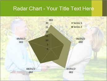 Happy senior couple PowerPoint Templates - Slide 51