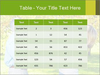 Happy senior couple PowerPoint Templates - Slide 55