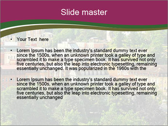 Karlovy Vary PowerPoint Template - Slide 2