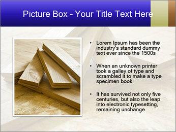 Parquet boards PowerPoint Templates - Slide 13