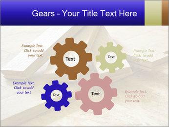 Parquet boards PowerPoint Templates - Slide 47