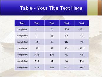 Parquet boards PowerPoint Templates - Slide 55