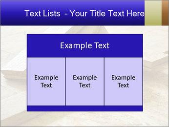 Parquet boards PowerPoint Templates - Slide 59