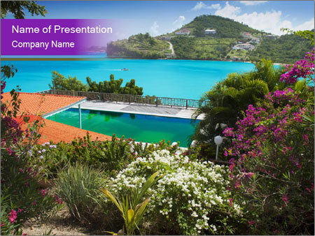 Caribbean PowerPoint Template