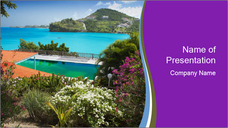 Caribbean PowerPoint Template