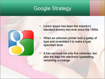Deep sleeping children PowerPoint Template - Slide 10