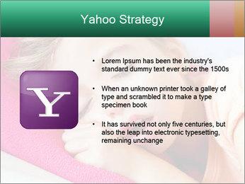 Deep sleeping children PowerPoint Template - Slide 11