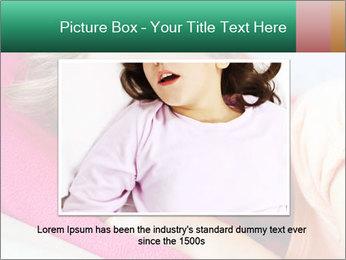Deep sleeping children PowerPoint Template - Slide 15