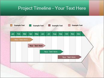 Deep sleeping children PowerPoint Template - Slide 25