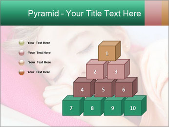 Deep sleeping children PowerPoint Template - Slide 31