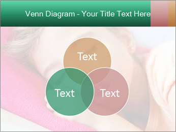 Deep sleeping children PowerPoint Template - Slide 33