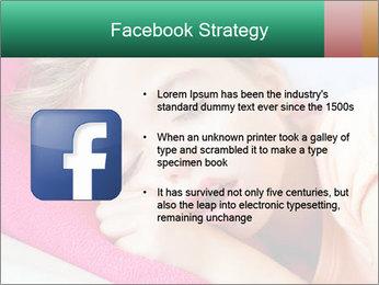 Deep sleeping children PowerPoint Template - Slide 6