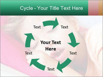 Deep sleeping children PowerPoint Template - Slide 62
