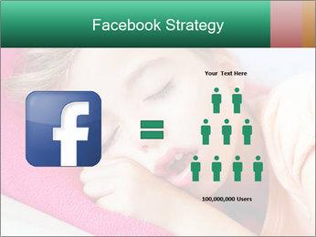 Deep sleeping children PowerPoint Template - Slide 7