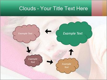 Deep sleeping children PowerPoint Template - Slide 72