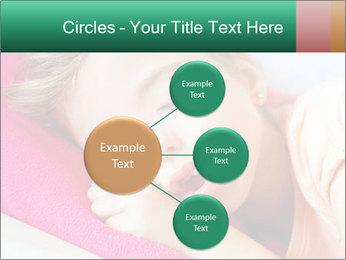 Deep sleeping children PowerPoint Template - Slide 79