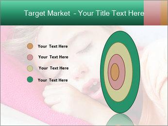 Deep sleeping children PowerPoint Template - Slide 84