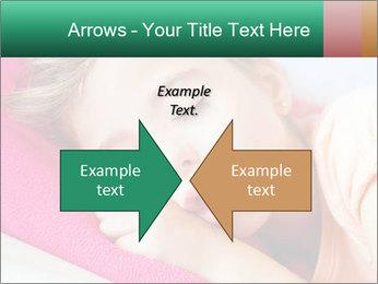 Deep sleeping children PowerPoint Template - Slide 90