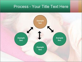 Deep sleeping children PowerPoint Template - Slide 91