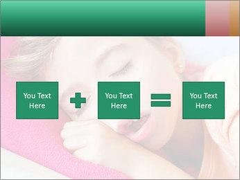 Deep sleeping children PowerPoint Template - Slide 95