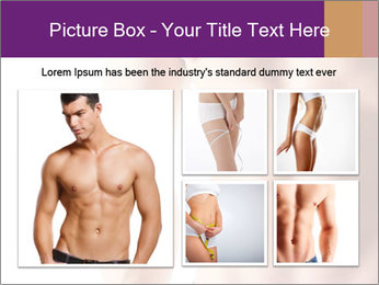 Healthy muscular PowerPoint Templates - Slide 19