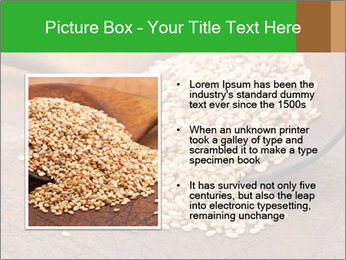 Organic natural PowerPoint Template - Slide 13